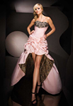 Paris by Tony Bowls formal dress