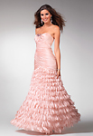 Clarisse prom gown 1510 from 2011 collection